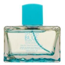 Antonio Banderas Splash Blue Seduction for Women Eau de Toilette für Damen 100 ml