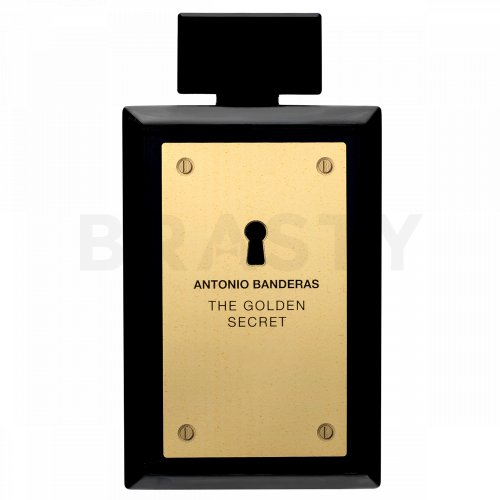 Antonio Banderas The Golden Secret Eau de Toilette für Herren 200 ml